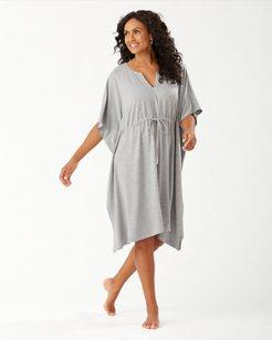 Island Soft® Sea Coast Caftan Dress