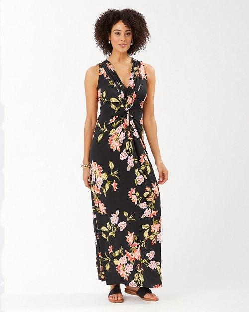 Petal Of Honor Maxi Dress