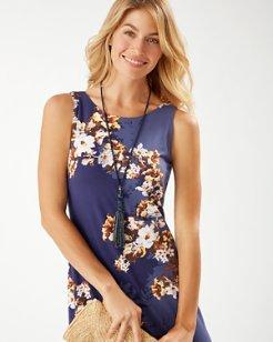 Spice Market Floral Maxi Dress