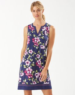 Kalahari Blooms Shift Dress
