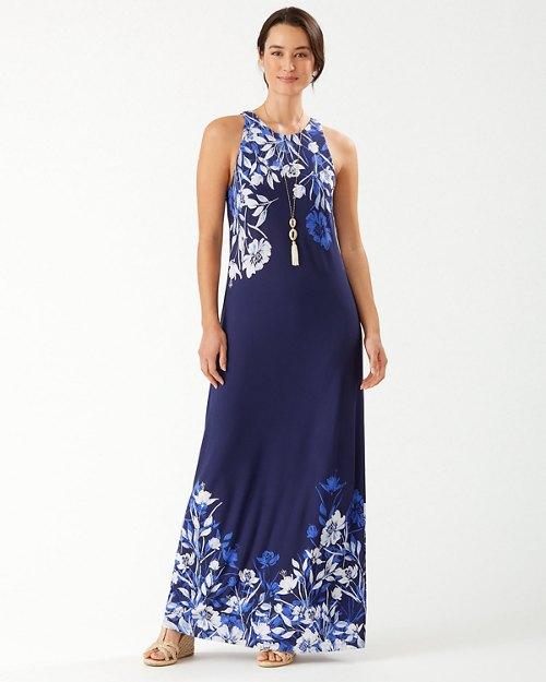 Flor Da Vida Maxi Dress