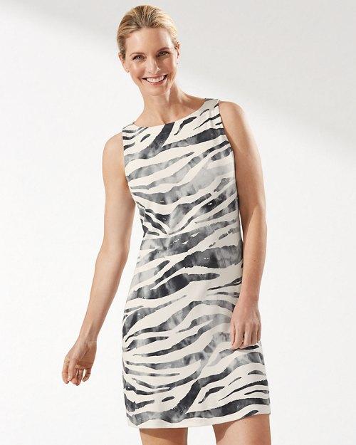 Darcy Zanzebra Sleeveless Sheath Dress