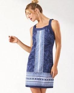 Kona Floral Stripe Dress