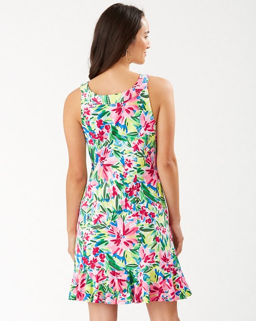 Sunset Cove Sleeveless Dress
