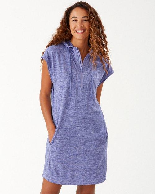 Ariana IslandZone® Hooded Dress