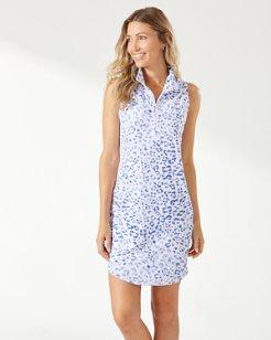 Aubrey Leopard IslandZone® Dress