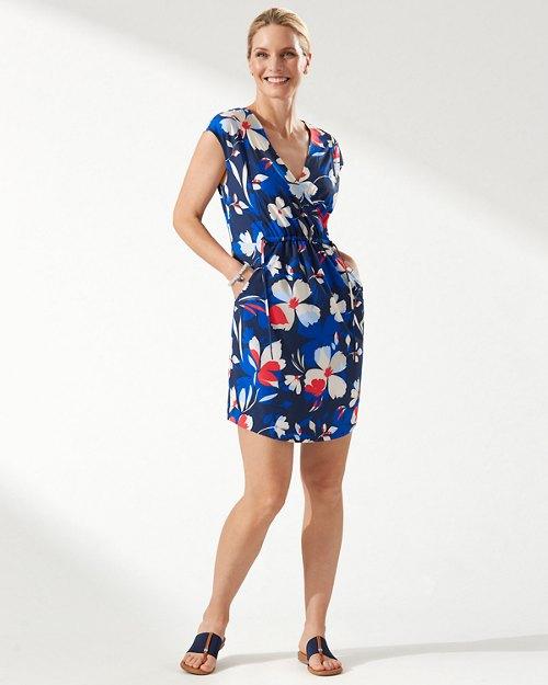 Alicia Flower Hour IslandZone® Dress