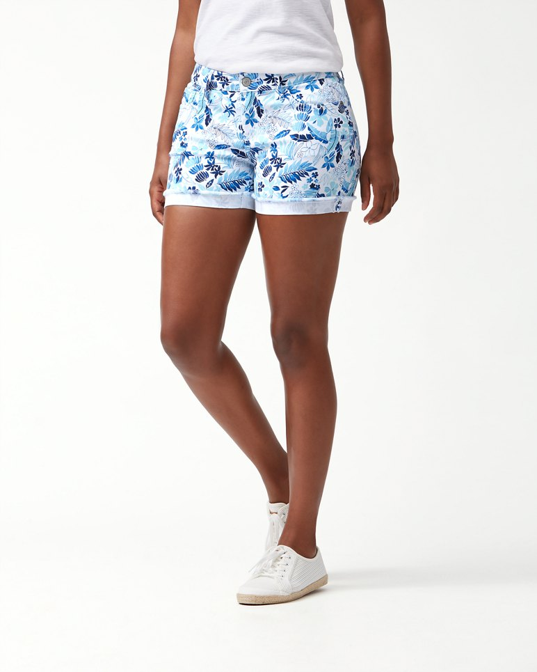 Main Image for Botticelli Toss Ana Twill 5-Inch Shorts
