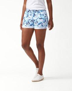 Botticelli Toss Ana Twill 5-Inch Shorts
