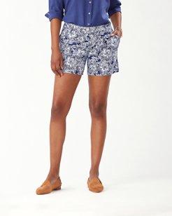Boracay Paradise Petals 5-Inch Shorts