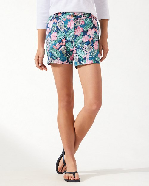 Lei's Melody Boracay 5-Inch Shorts