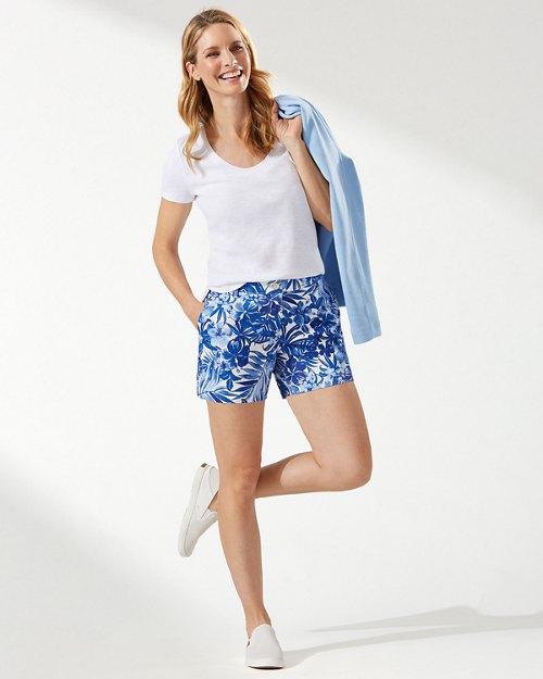 Boracay Tropicamo 5-Inch Shorts