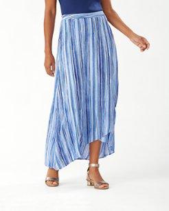 Divine Lines Maxi Skirt
