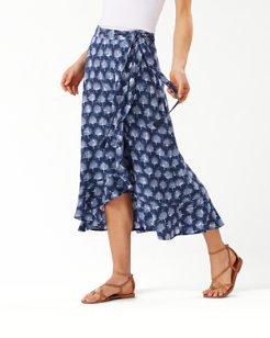 Fan Fair Midi Skirt