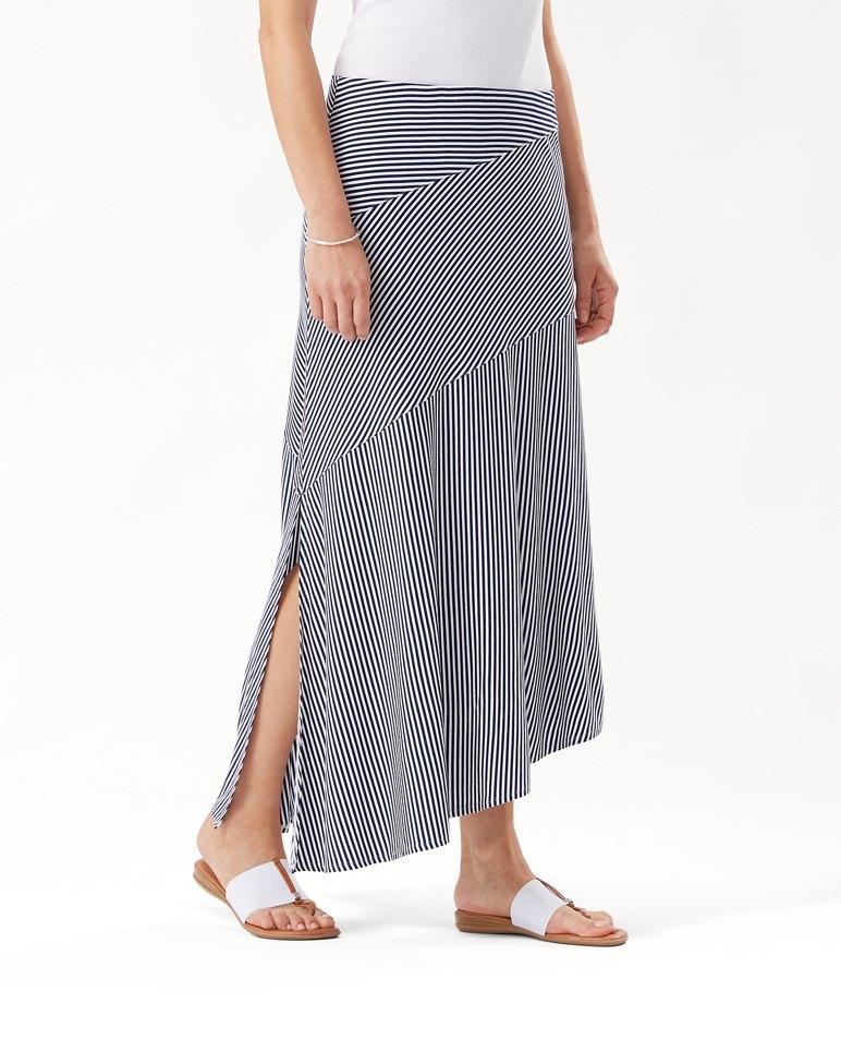 Main Image for Cassia Stripe Maxi Skirt
