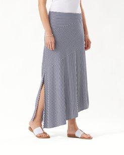 Cassia Stripe Maxi Skirt