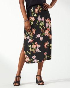 Petal Of Honor Midi Skirt