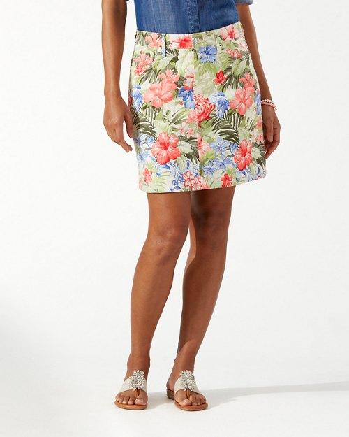 Boracay Beach Royal Botanic Skirt