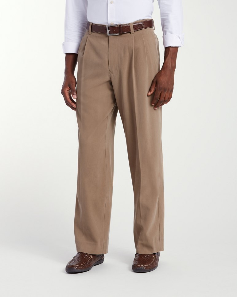 Main Image for New St. Thomas Relaxed Double-Pleat Pants