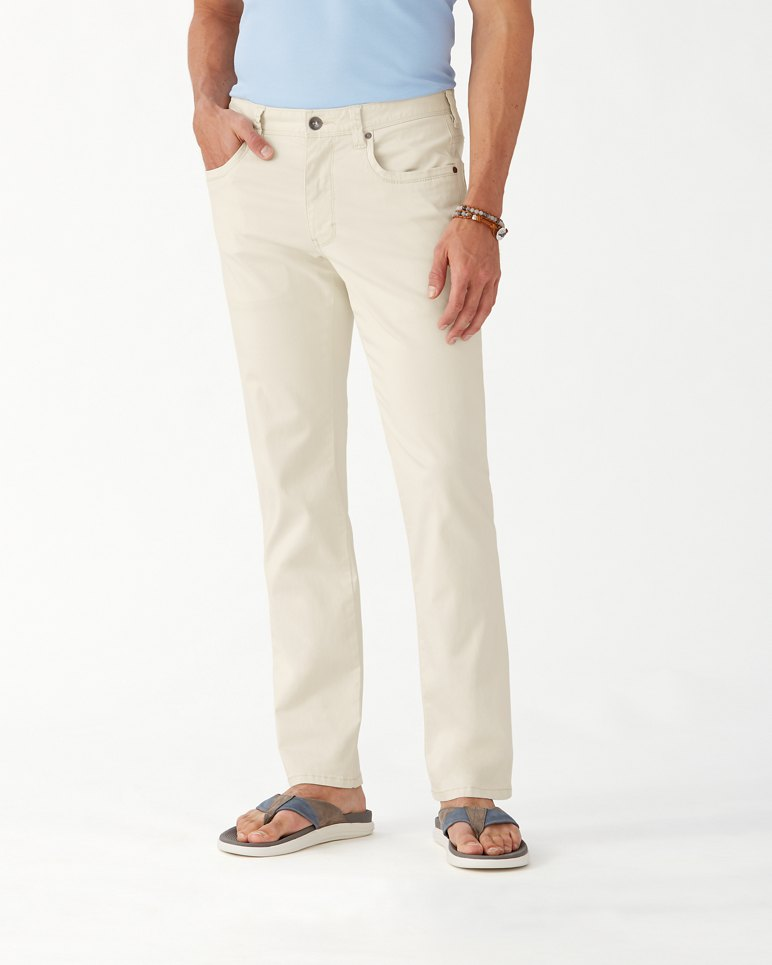 Main Image for Boracay 5-Pocket Chino Pants