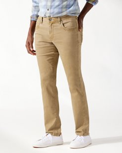 Boracay 5-Pocket Chino Pants