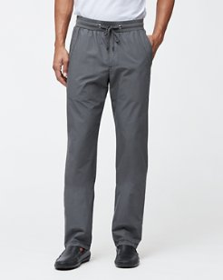 Portside Poplin Pants