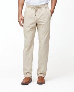 Portside Poplin Pants