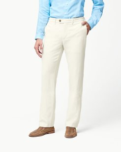 Monterey Authentic Linen-Blend Pants