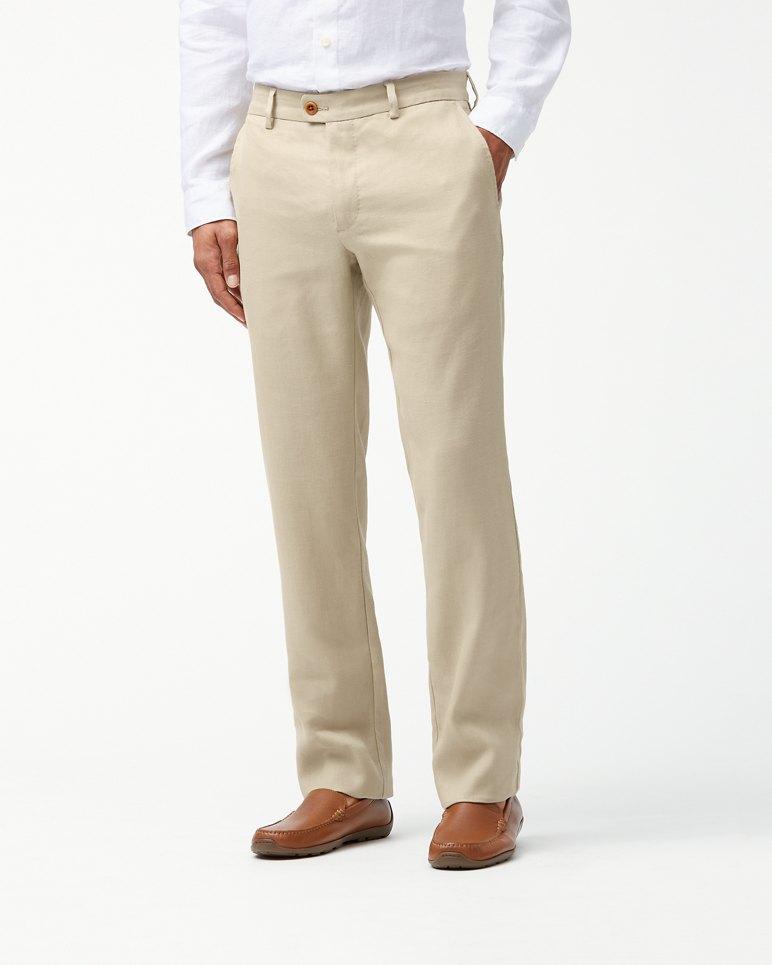 Main Image for Mahalo Bay IslandZone® Flat-Front Pants