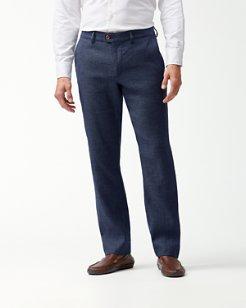 Mahalo Bay IslandZone® Flat-Front Pants