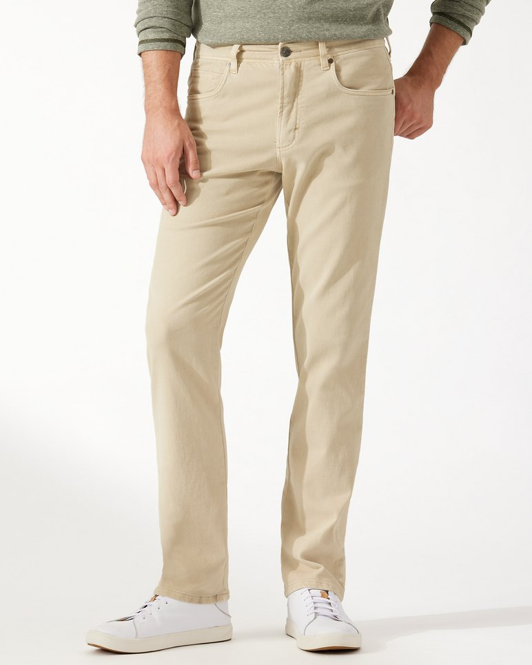Main Image for Boracay Brushed-Twill Jeans