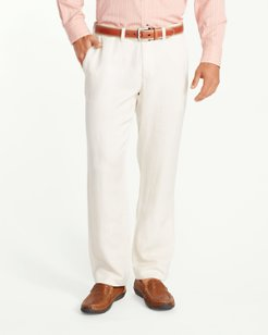 La Jolla Authentic Linen-Blend Pants