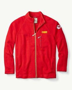 NFL Blindside Full-Zip Fleece Jacket
