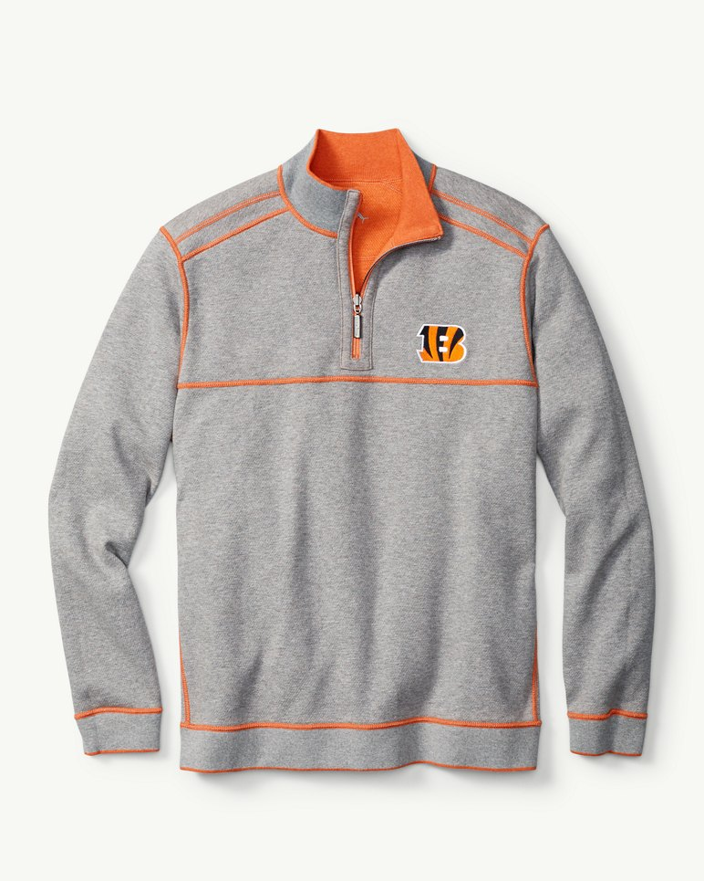 Main Image for NFL Flip Side Pro Reversible Half-Zip Sweatshirt
