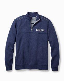 NFL Flip Drive Reversible Half-Zip Sweatshirt