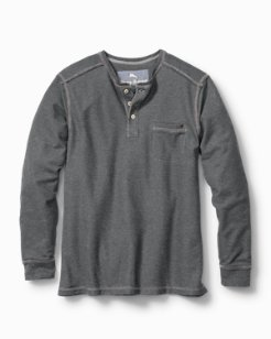 Island Thermal Henley