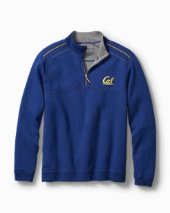 Collegiate Campus Flip Side Half-Zip Sweatshirt