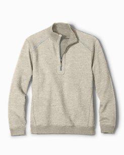Flipsider Reversible Half-Zip Sweatshirt
