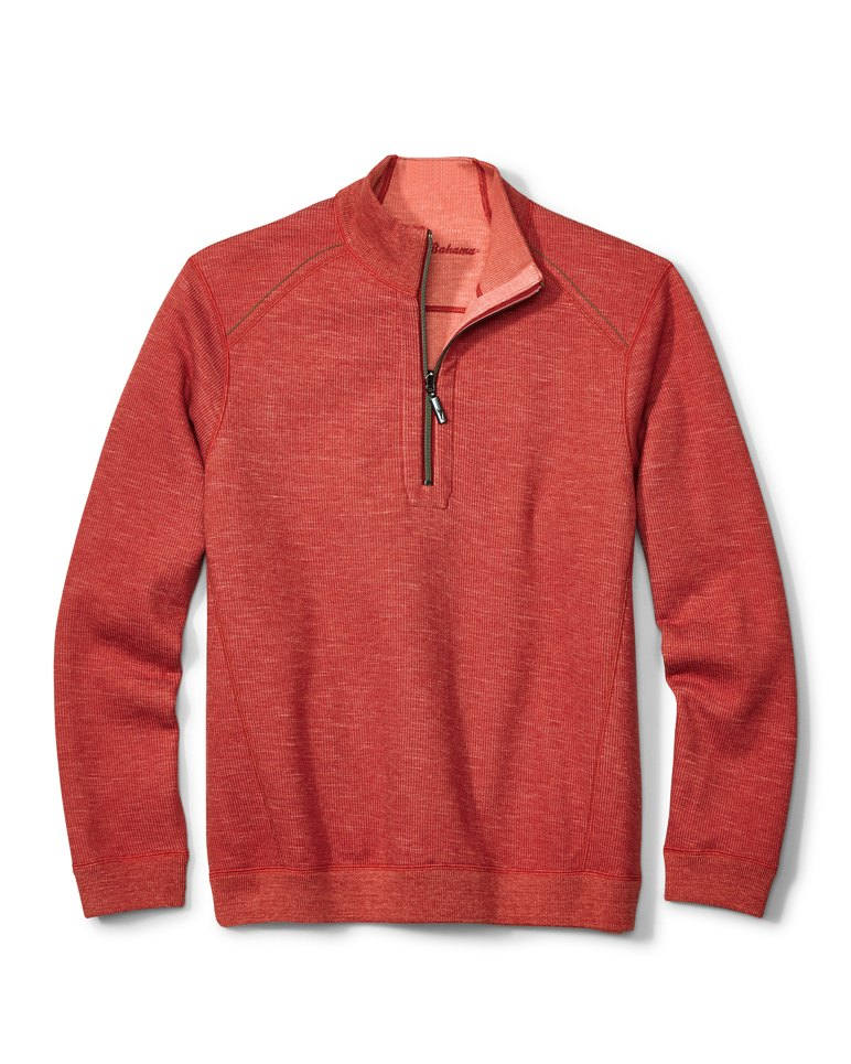 Main Image for Flipsider Reversible Half-Zip Sweatshirt