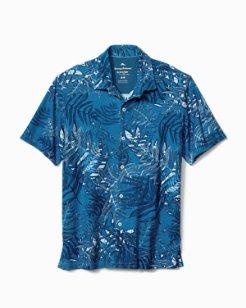 Glade Tropics IslandZone® Knit Camp Shirt