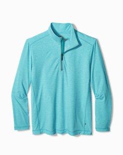Zamas Half-Zip Sweatshirt