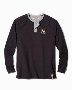 MLB® Homeplate Henley