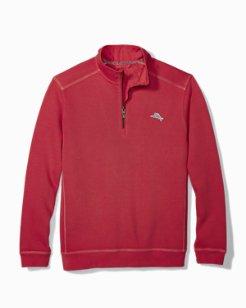 Tropical Marlin Half-Zip Sweatshirt