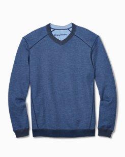 Flipsider Reversible V-Neck Sweatshirt