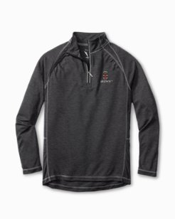 Collegiate New Firewall Half-Zip Sweatshirt