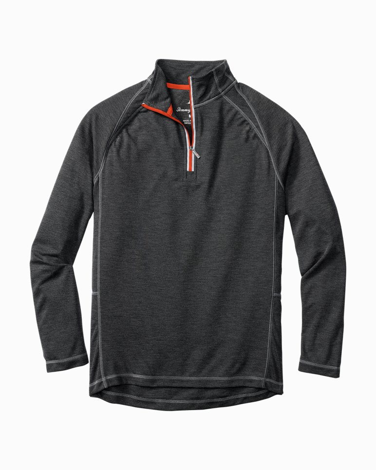 Main Image for New Firewall Half-Zip Sweatshirt