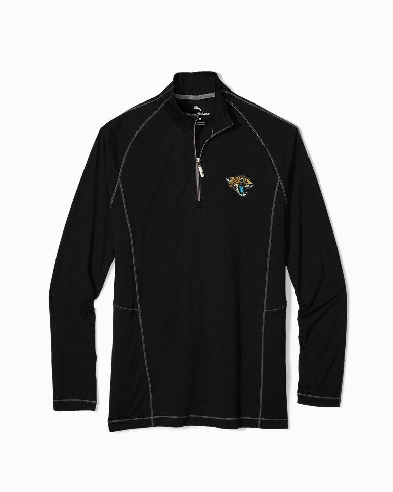 Main Image for NFL Goal Keeper Half-Zip Sweatshirt 833675955