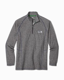NFL Goal Keeper Half-Zip Sweatshirt