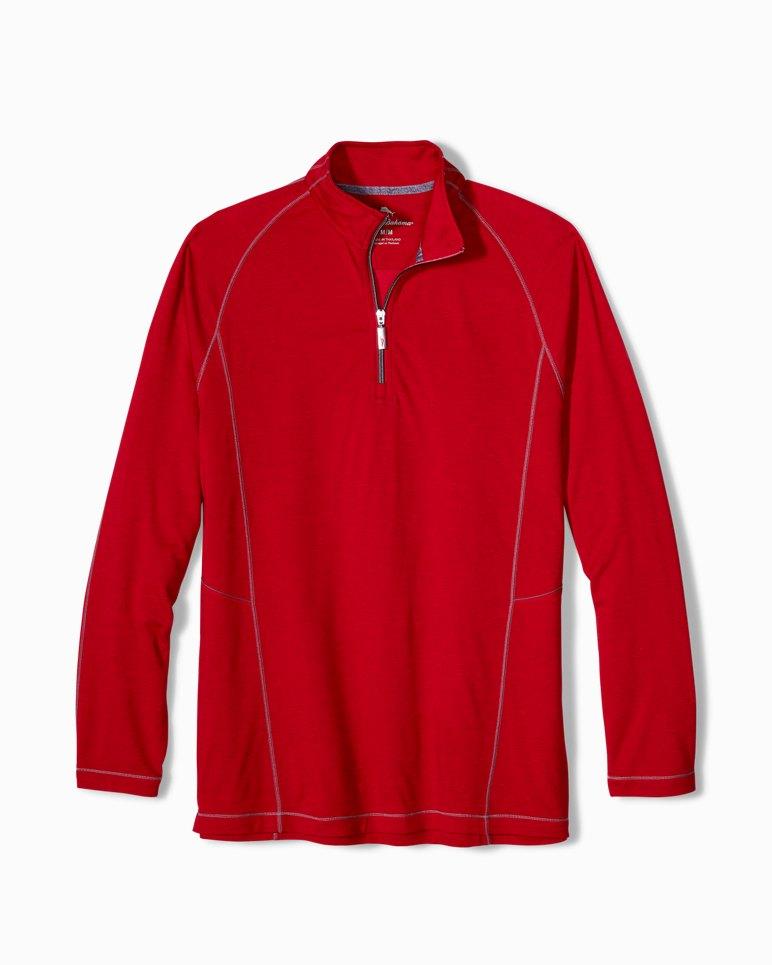 Main Image for Goal Keeper Half-Zip Sweatshirt