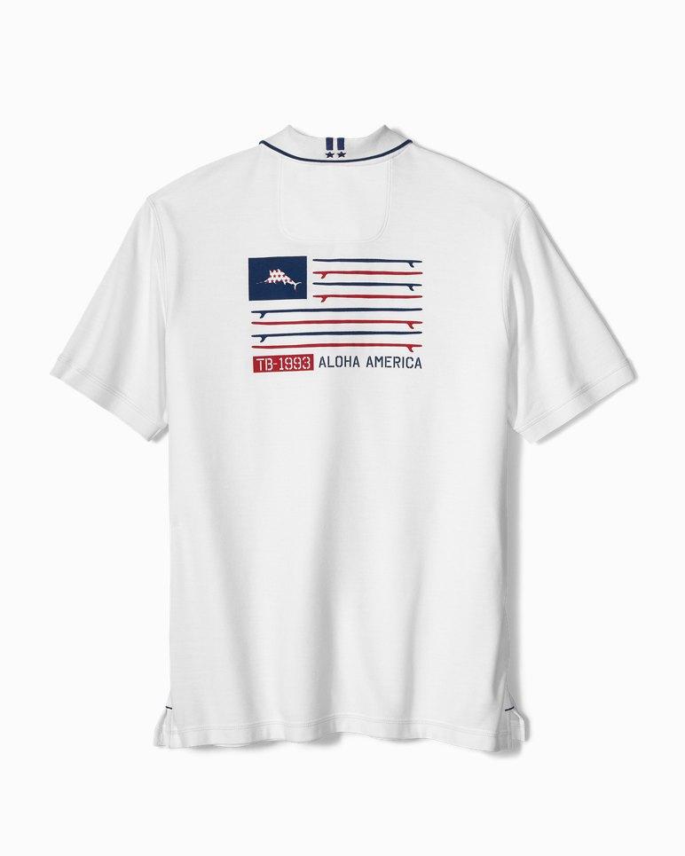 Main Image for Aloha America IslandZone® Polo